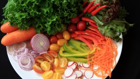 Farm to School in the Cafeteria