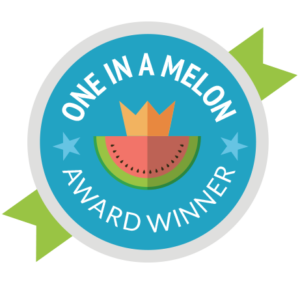 One-in-a-Melon-Badge