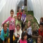 Columbus Jewish Day School Donates their Garden Bounty through Delicious Soup.