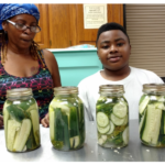 Springfield City Schools Teaches a Cooking Class using their Garden Produce