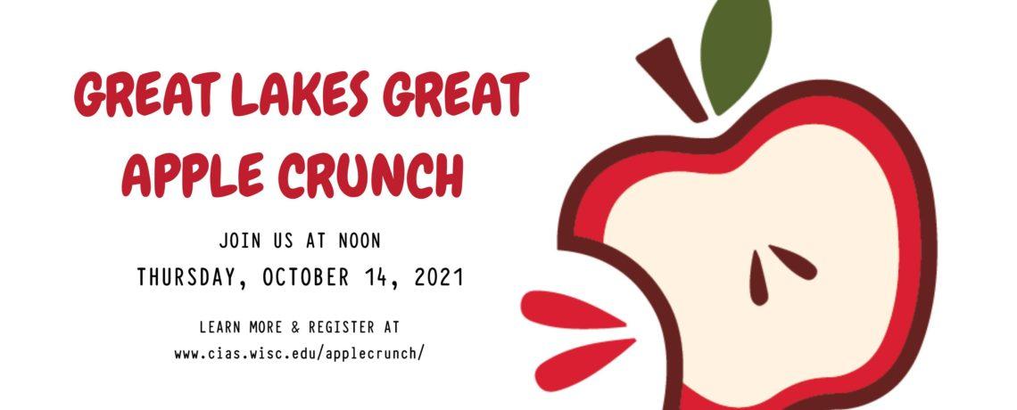 2021 Great Apple Crunch Registration is OPEN!